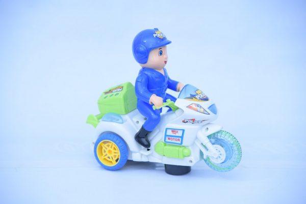 Police Motor Bike