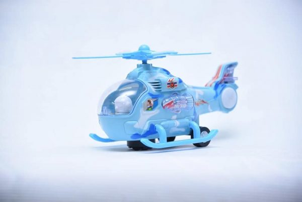 Helicopter Blue