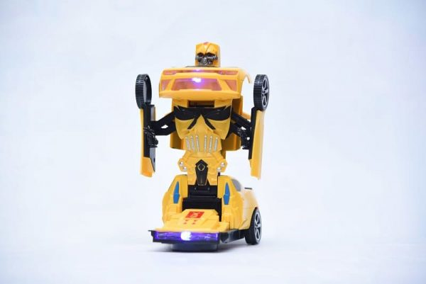 Deformation Robot Car