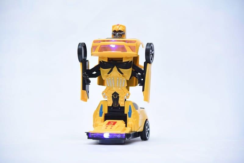 Deformation Robot Car