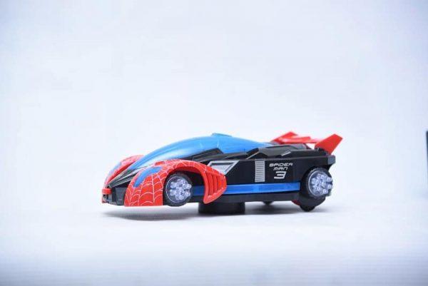 Spiderman Drone Car