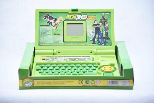 Ben10 Learning Laptop