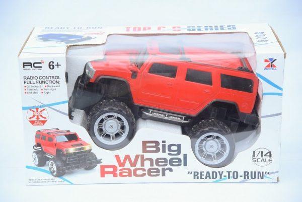 Big Wheel Racer