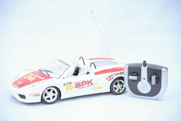 Whisker Remote Car