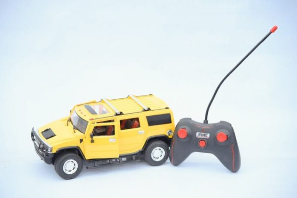 Hammer Jeep Remote Control