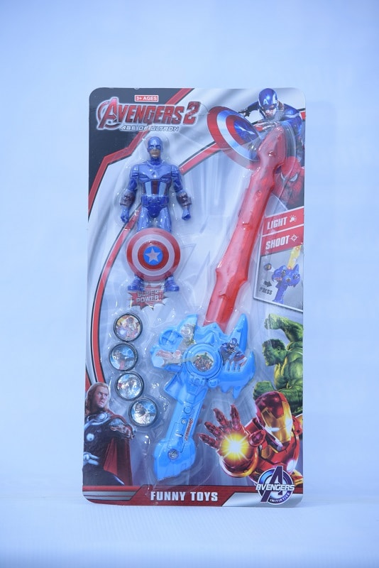 Avengers Super Hero with Sword