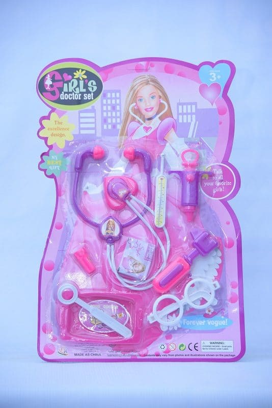 Doctor Set Barbie