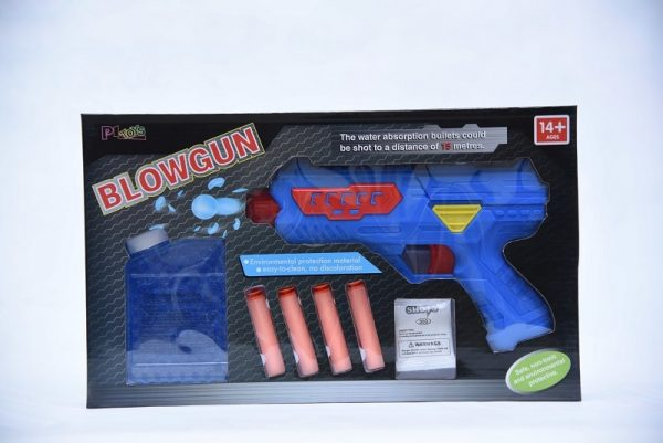 Shoot Blowgun