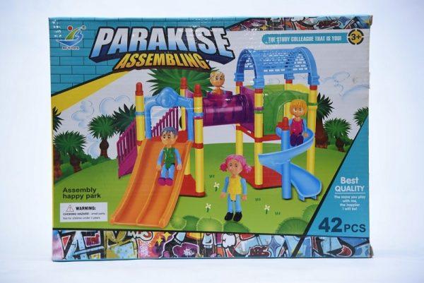 Park Assembling Playset