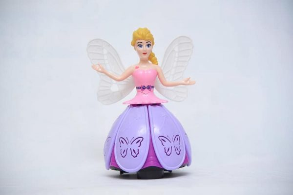 Small Angel Doll