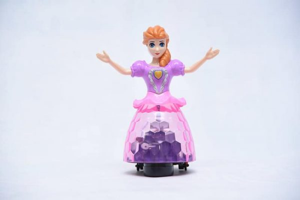 Princess Doll 3D Mini