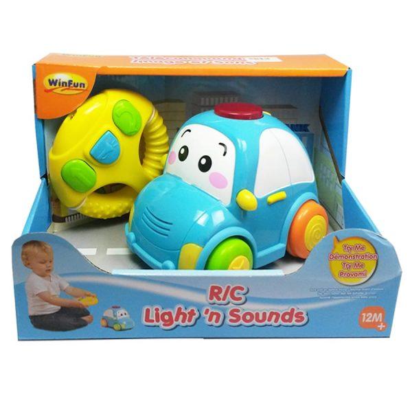 Winfun Car Light and Sound - 1155