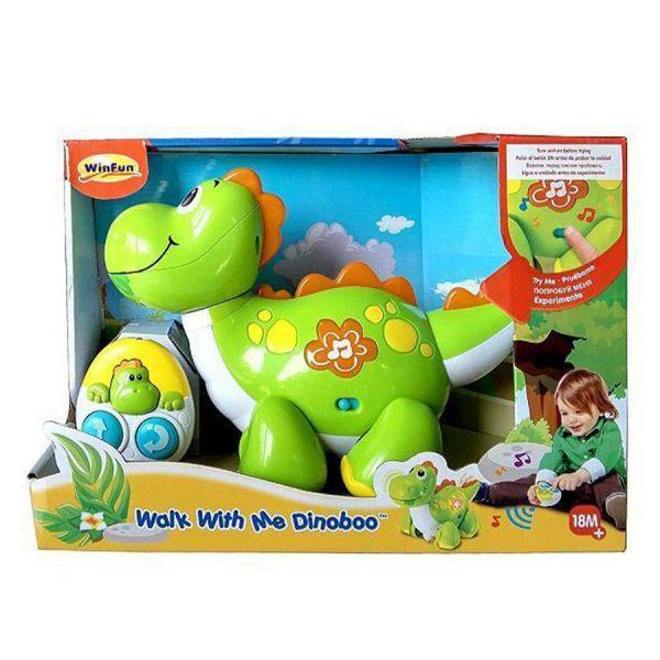 Winfun - Walk with me Dinoboo - 1141