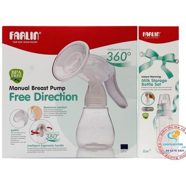 FARLIN MANUAL BREAST PUMP (BF-640B) 2