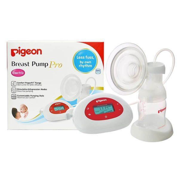 PIGEON BREAST PUMP ELECTRIC PRO (Q26141-2) 4