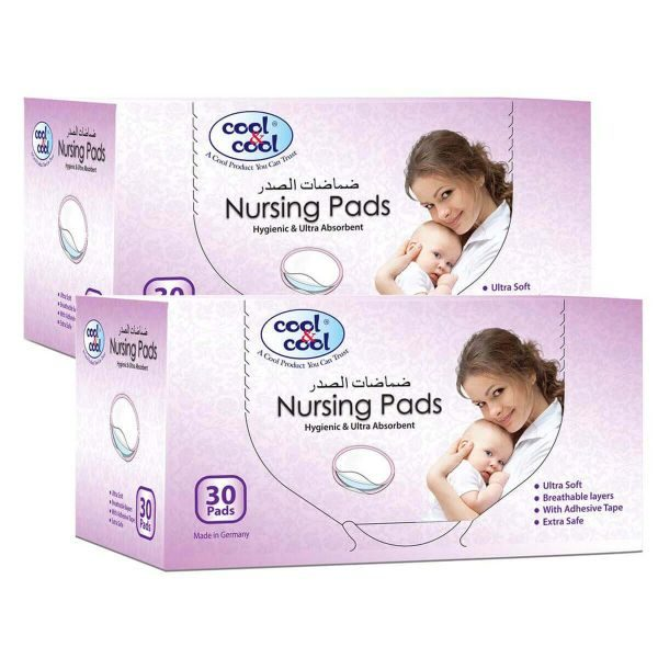 Cool & Cool Baby Nursing Pads 30 Pcs (N070)