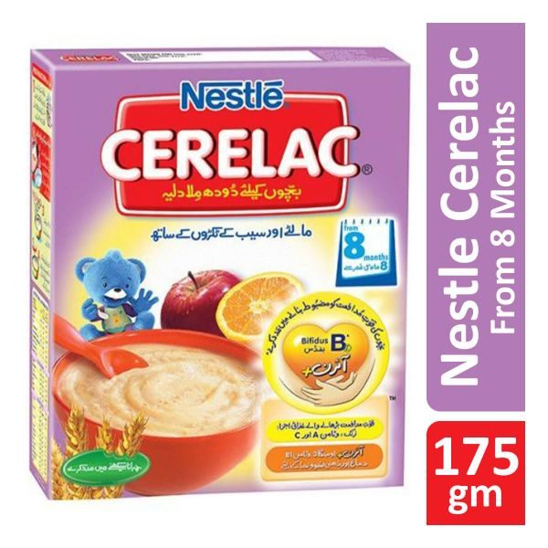 NESTLE CERELAC (YELLOW FRUITS) 175GMS