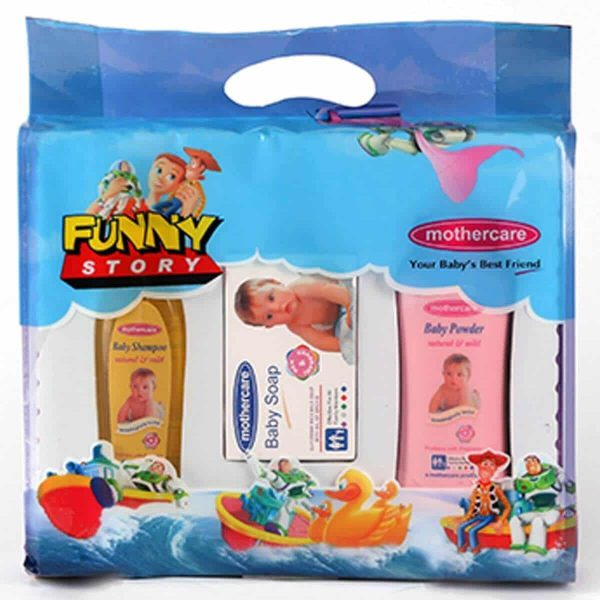 MOTHERCARE FUNNY STORY GIFT BOX 245GMS