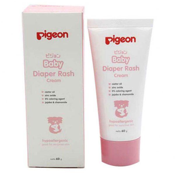 PIGEON BABY DIAPER RASH CREAM 60GMS (I693)
