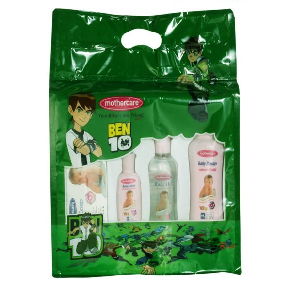 MOTHERCARE BEN 10 GIFT BOX 275GMS