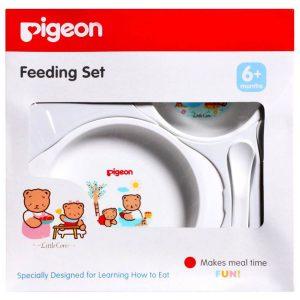 PIGEON FEEDING SET (a007)