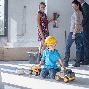 PRE-SCHOOL CONSTRUCTION