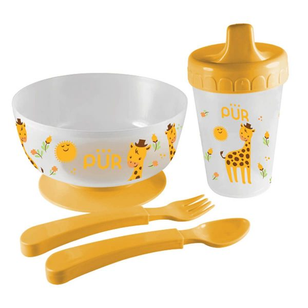 PUR SMART CHOICE WEANING SET (5910)